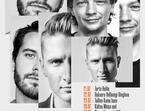 """Karl-Erik Taukar, Victor Crone ja Stig Rästa ühine kontserttuur """"Segased lood"""" 21.07 laululava Helilas"""